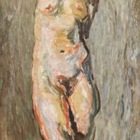 Torso, 1949, Oil on canvas, Oil on canvas, 89 x 74 cm, The Simonow Collection
