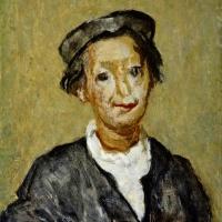 Portrait of Fela, the Artist's Cousin, 1957, Oil on canvas, 61 x 50.5 cm, Ashmolean Museum